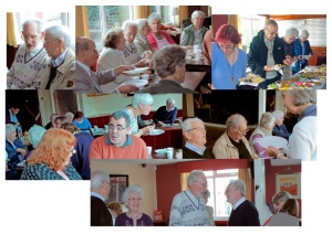 Photo collage of the gathering held on 5th October 2013 at All Saints, Sale. Photos by Tom Ormiston.Click to enlarge