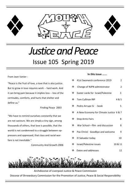 MP 105 cover page